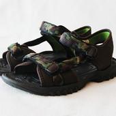 Спортивные сандалии босоножки Creeks. Стелька 24 см