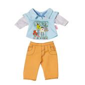 Zapf Одежда для куклы 43 см Baby Born костюм для мальчика Creation 822197