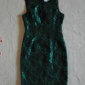 Красивое нарядное модное платье из США