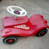 машина толкатор bobby-car