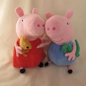 Свинка Пеппа и Джордж  Peppa Pig