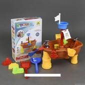 Столик-песочница Кораблик HG 668 ***
