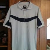 Качественная спортивная футболка, рубашка поло, р-р 48-50 , бренд Helly Hansen идеальное состояние