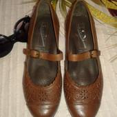 Отличные кожаные туфли в состоянии новых от Medicus, p.3 (35-36)