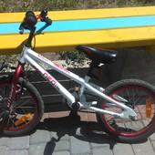 Самый легкий детский велосипед 16 Apollo Neo Boys б/у, двухколесный, аполо, аполло, мальчик, хлопчик