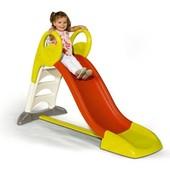 Детская горка с водным эффектом Smoby 150 см