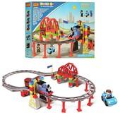 Железная дорога – конструктор Томас и друзья Jixin 8288D