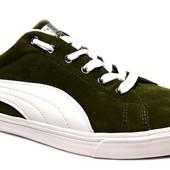 Стильные мужские кеды/кроссовки (GR-226)