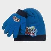 Комплект Marvel Avengers шапка и перчатки