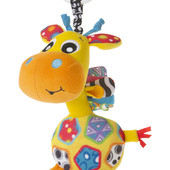 Подвеска жираф 'Джери' Playgro 0186359 Австралия разноцвет 12125229
