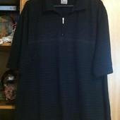 Качественная футболка, рубашка поло, р-р 52-54 , бренд Bhs отличное состояние