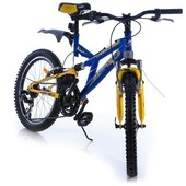 Азимут Динамик Шимано 20 дюймов детский горный велосипед