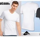 Белоснежная мужская футболка Watsons XL/7