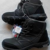 Ботинки демисезон-зима 44 Crivit Waterproff Германия