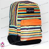 Молодежный рюкзак JanSport-109, 40х30х15см, наружный карман, уплотненная спинка, школьный рюкзак