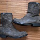 G-Star Raw Vanguard (41,5, 26,5 см) кожаные ботинки мужские