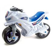 мотоцикл белый музыкальный
