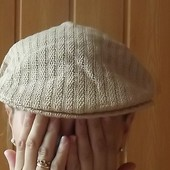 Летняя кепка - кашкет, жиганка беж, хаки
