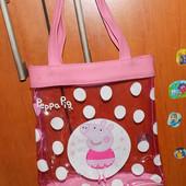 Гламурная сумка Peppa Pig для девочки