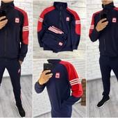 """Спортивный костюм """" Adidas """" 1099 46,48,50,52 (2с"""