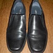 Мужские кожаные туфли Rohde размер 42
