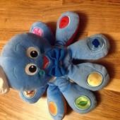 Игрушка для ребёнка! Веселый осьминожек!!