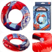 Круг надувной Bestway 98003 56см Человек Паук Спайдермен Spiderman