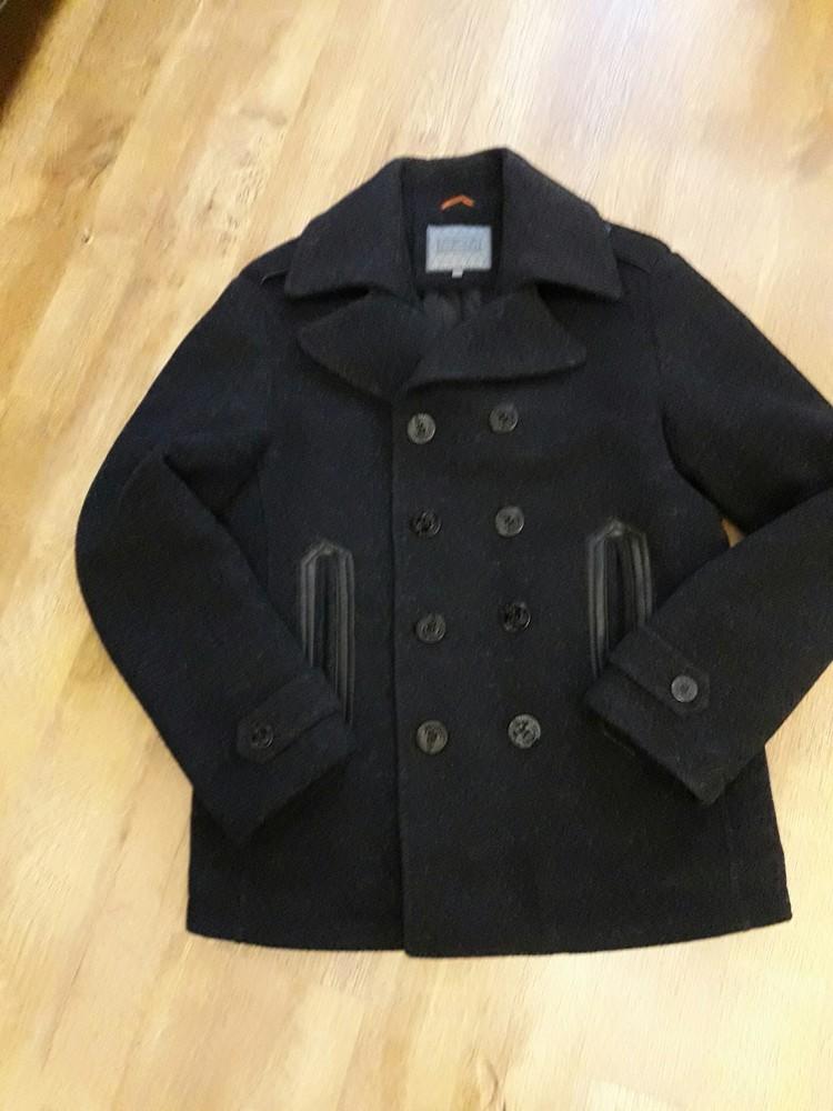 шикарное мужское пальто XL сост нового фото №1