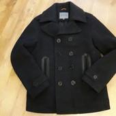 шикарное мужское пальто XL сост нового
