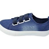 Кеды женские Violeta 9-227 синие
