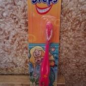 Детская зубная щетка 3-6 лет