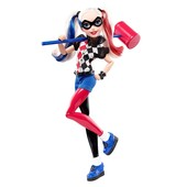 Кукла Харли Квин DC Super hero girls harley quinn