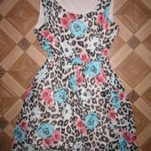На ОГ 91-94см Шикарное платье от Salim Sever р-р 12-14