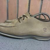 Кожаные мокасины Timberland оригинал туфли