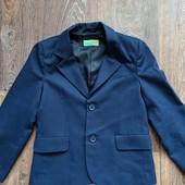 Синий пиджак Сашка р.134