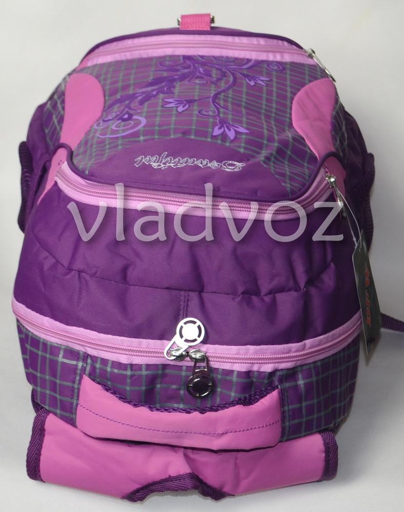 Рюкзак для девочки подростка dfw фиолетовый 3389 фото №5