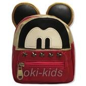 Детская сумочка Микки Mickey Mouse с цепочкой