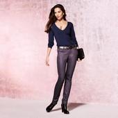 Стильные джинсы слим фит с напылением TCM Tchibo