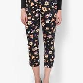 Великолепные тонкие коттоновые укороченные брюки от Miss Selfridge .