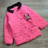 Куртка с Минни Маус Disney (5-6 лет)