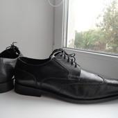 раз.48-49 UK 13.Кожаные туфли броги Marks&Spencer
