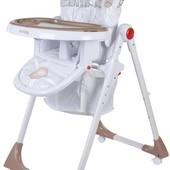 Стульчик для кормления Sun Baby Comfort Lux