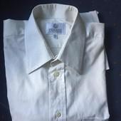 Хлопковая мужская рубашка от одного из самых престижных брендов французской моды Feraud