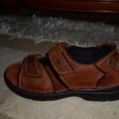 Шикарные комфортные бренд.сандалии Maine,Кожа,Англия