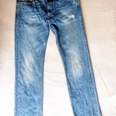 Крутые итальянские мужские джинсы Diesel. Разм. 31/32