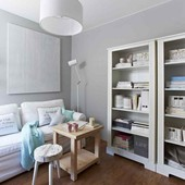 Книжный шкаф Ines White