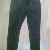 Фирменные джинсы джеггинсы L-XL