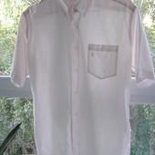 Christian Dior рубашка с коротким рукавом L-размер. Оригинал