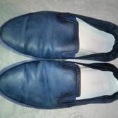 туфли макасины calvin klein