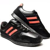 Спортивные комфортные кроссовки в стиле adidas (А585)